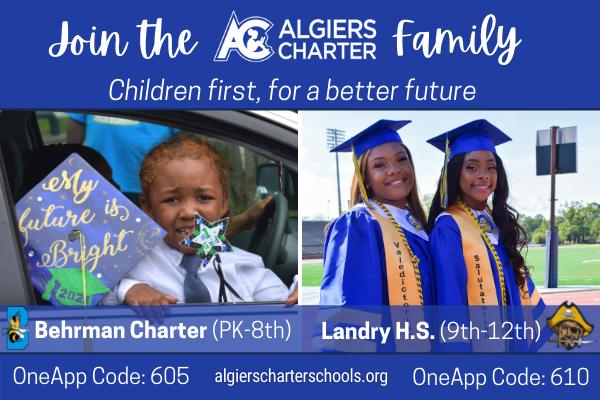 Schools in Algiers Louisiana