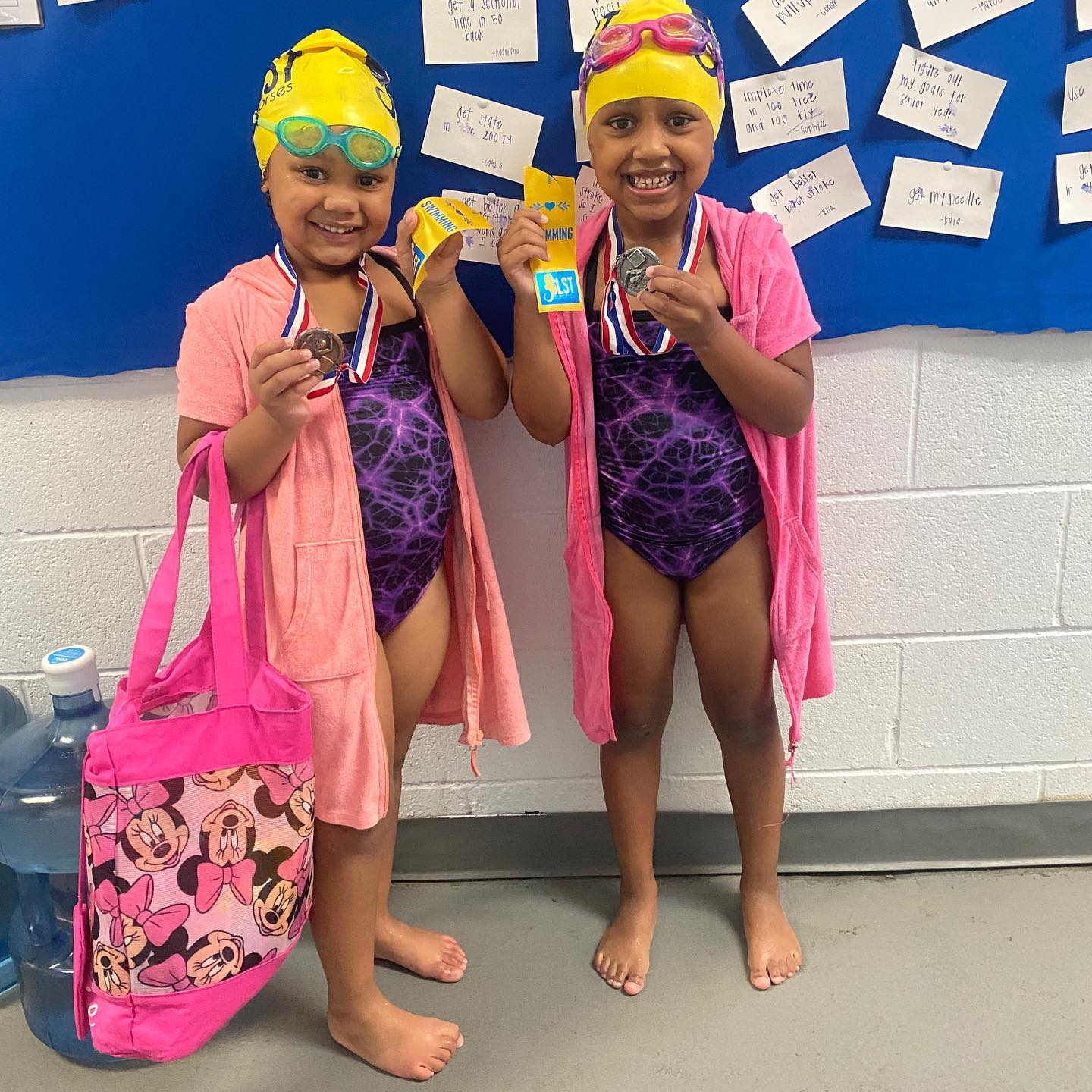 5 Reasons Why Swim Classes Aren't Just for Summer