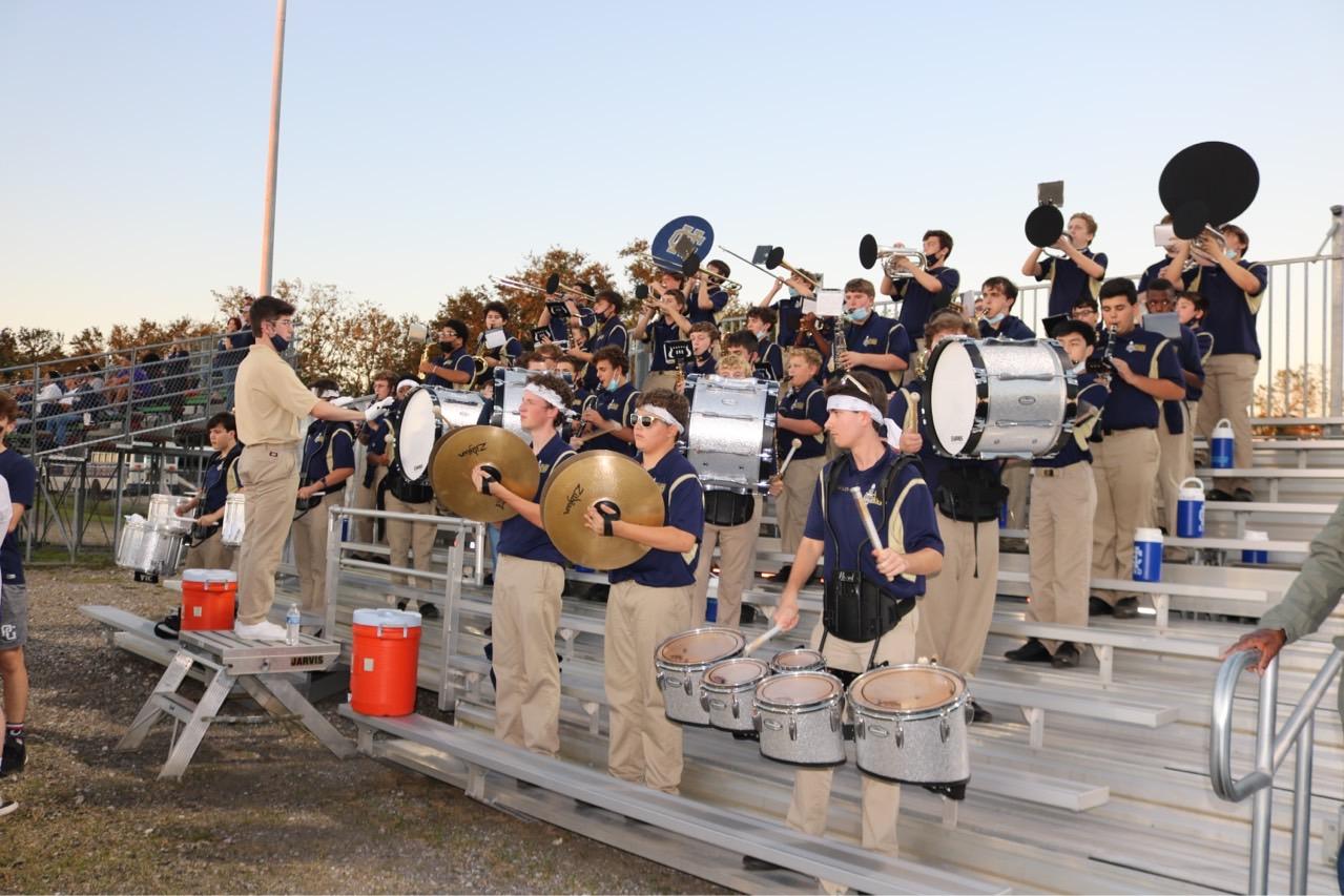 Holy Cross High School Band