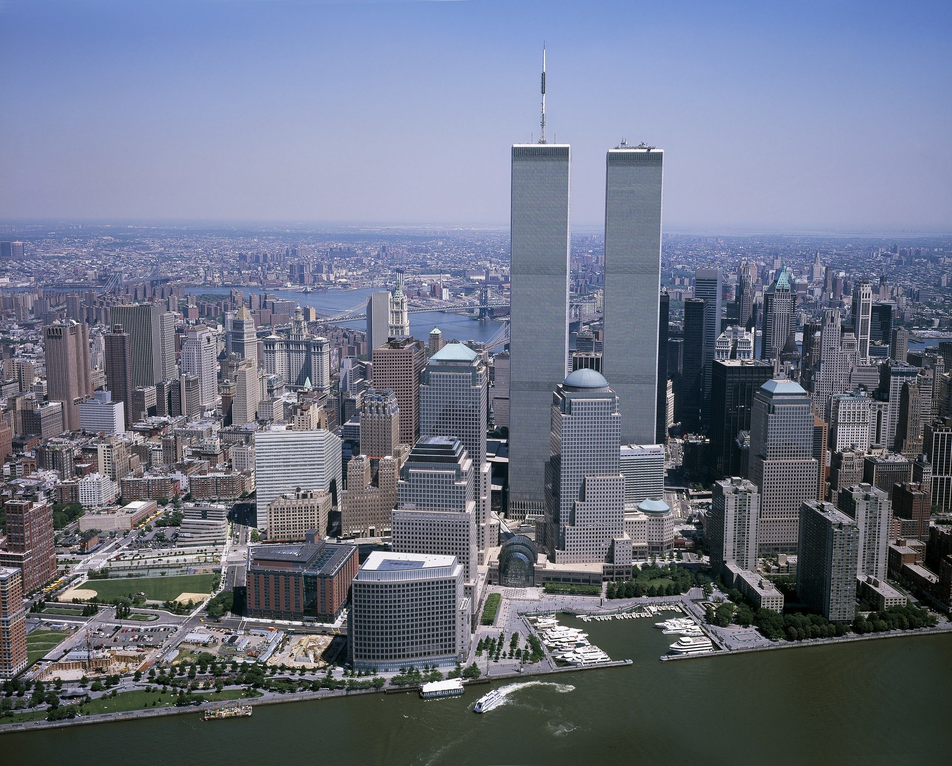 September 11th, 20 years later