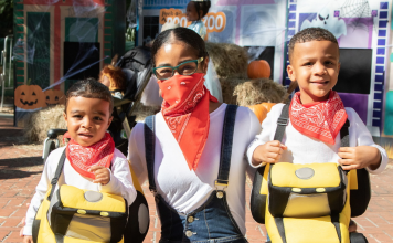 Join Children's Hospital New Orleans and Audubon Zoo for Spooktacular Fun for the Whole Family!