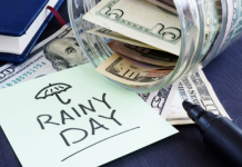 How to Save for a Rainy Day