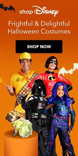 Last minute Halloween Costumes on Sale!